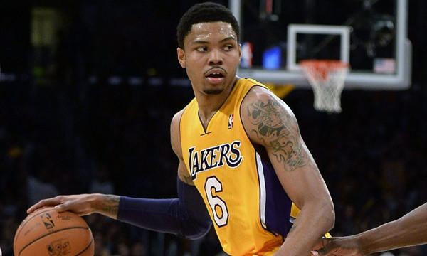 Kent Bazemore Lakers39 Kent Bazemore is making his presence known in new