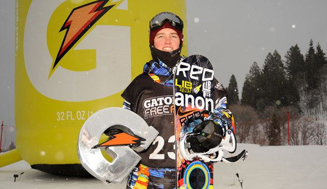 Kent Callister Kent Callister Completes the Sweep Wins Snowboard Pipe