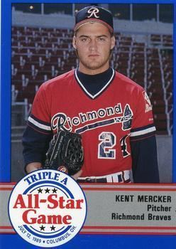 Kent Mercker Kent Mercker Gallery The Trading Card Database