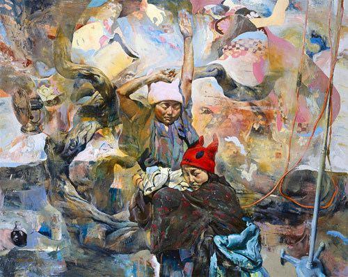 Kent Williams (artist) artistkentwilliams01jpg