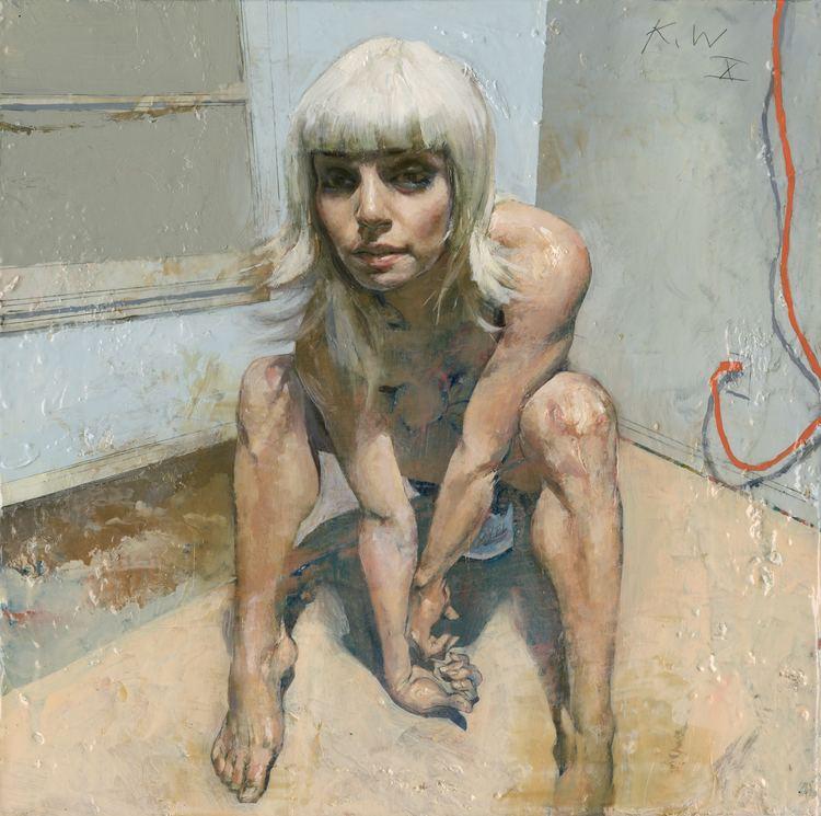 Kent Williams (artist) Allen Spiegel Fine Arts Kent Williams