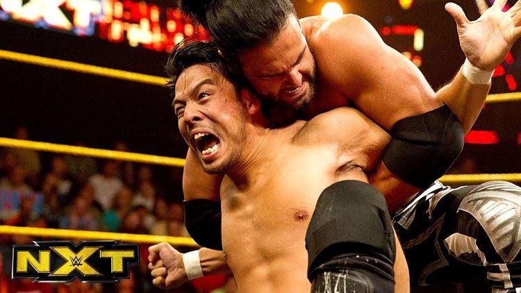 Hideo Itami Hideo Itami vs Justin Gabriel WWE NXT Sept 18 2014 YouTube