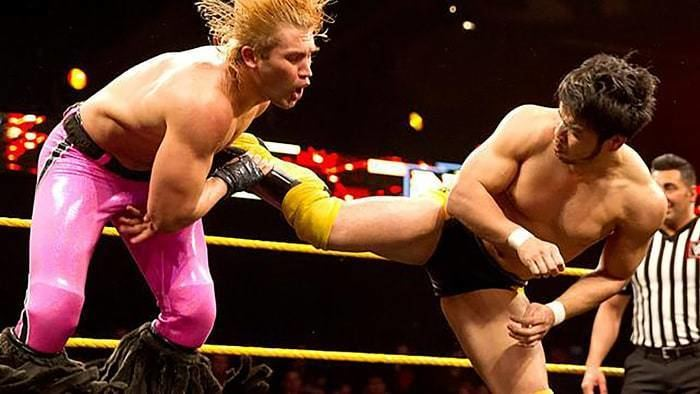 Hideo Itami Whats Holding Hideo Itami Back in NXT Rolling Stone