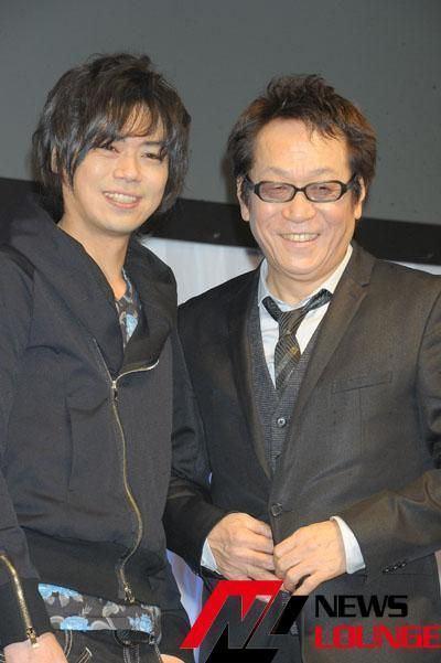 Kenyu Horiuchi Voice actors Kenyu Horiuchi and Daisuke Namikawa from anime Garo at