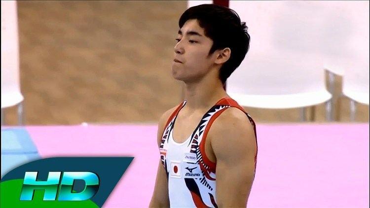 Kenzō Shirai Kenzo Shirai JPN FX EF World Challenge Cup Baku 2016 YouTube