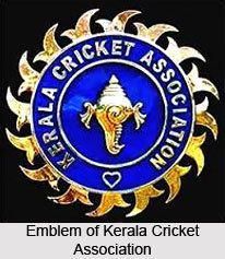 Kerala Cricket Association wwwindianetzonecomphotosgallery871Emblemof