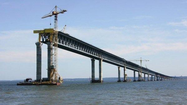 Kerch Strait Bridge Russia39s Kerch Bridge Time to Act for Ukraine Jamestown