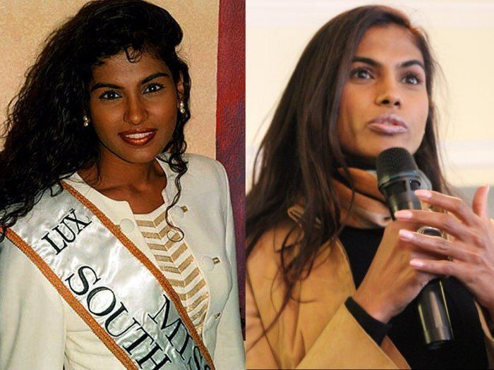 Kerishnie Naicker Throwback Thursday Former Miss SAs then and now Page 7 of 10