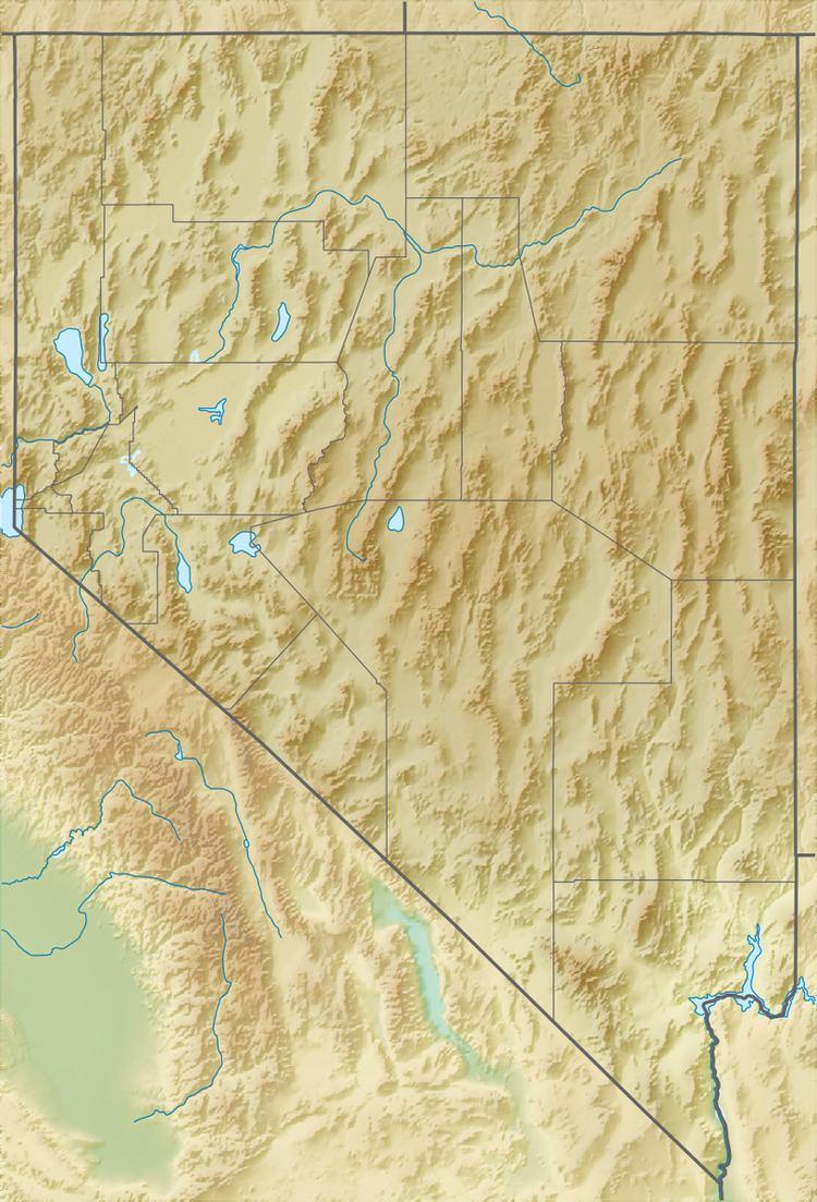 Kern Mountains