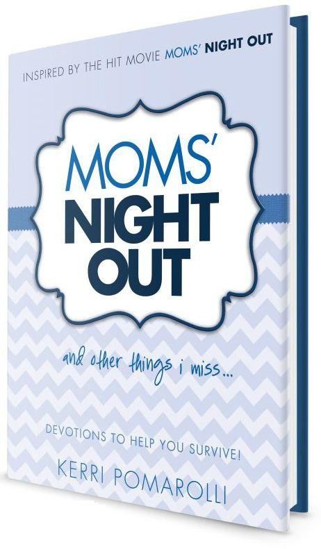 Kerri Pomarolli An interview with Kerri Pomarolli author of Moms Night Outand