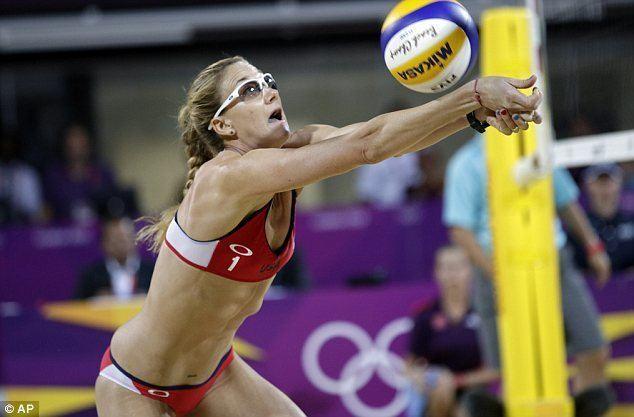 Kerri Walsh Jennings Misty MayTreanor and Kerri Walsh Jennings triumph in 2012 Olympics