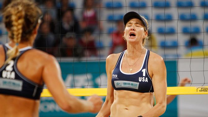 Kerri Walsh Jennings Kerri Walsh Documentary Set on Beach Volleyball Player at Olympics