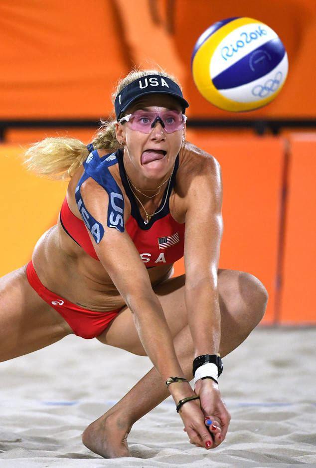 Kerri Walsh Jennings 10 Things to Know About Beach Volleyball Star Kerri Walsh Jennings