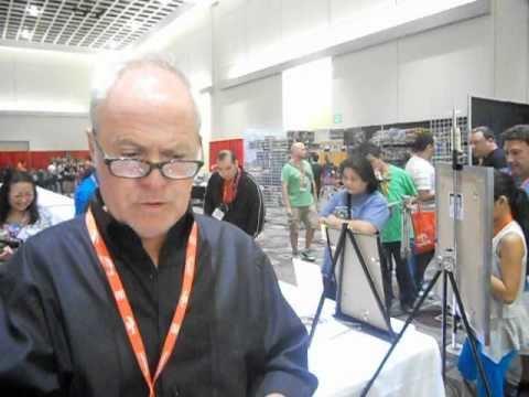 Kerrigan Mahan Powermorphicon 2012 Day 1 Kerrigan Mahan Voice Of