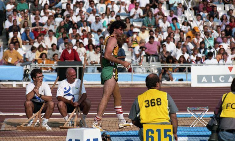 Kerrod McGregor FileKerrod McGregor Barcelona 1992 Paralympicsjpg Wikimedia Commons