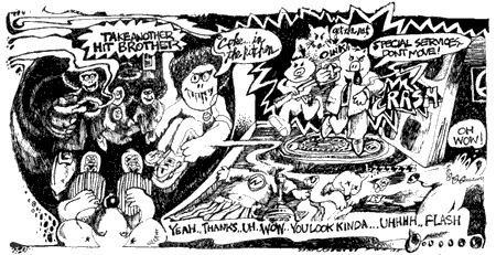 Kerry Awn Kerry Awn Lambiek Comiclopedia