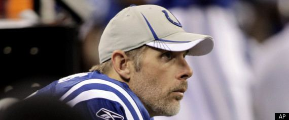 Kerry Collins Kerry Collins Injury Colts QB Possibly Out With