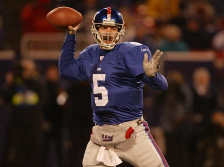 Kerry Collins Collins takes a knee after 16 seasons NY Daily News
