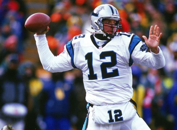 Kerry Collins Kerry Collins Carolina Panthers QB 12 Carolina Panthers  History 9c9c528b8