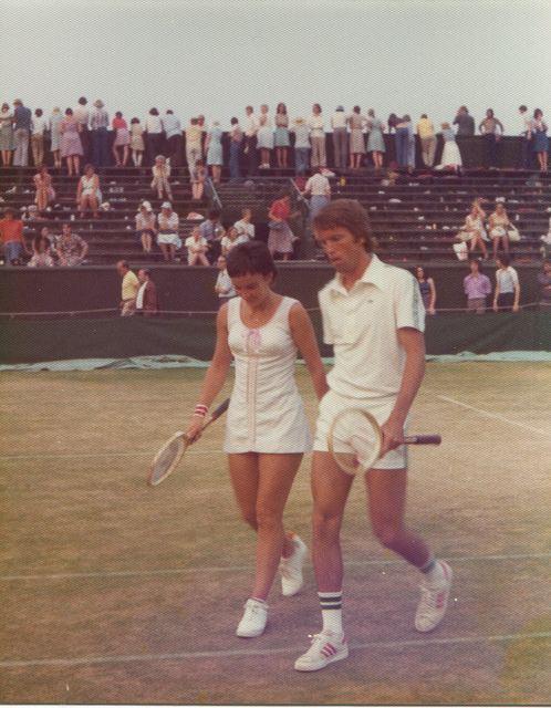 Kerry Melville 1975The Toughest Year Page 3 TennisForumcom