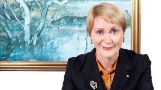 Kerry Sanderson Kerry Sanderson AO named WA39s first female governor