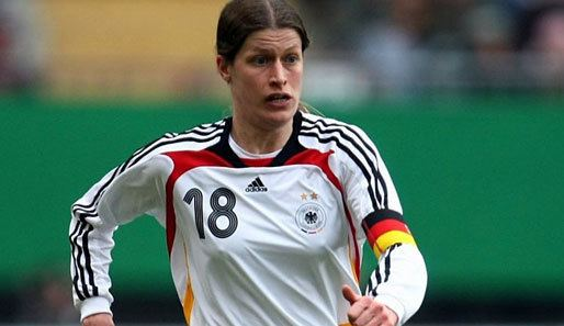 Kerstin Garefrekes Deutschland vs Kanada picture Kerstin Garefrekes