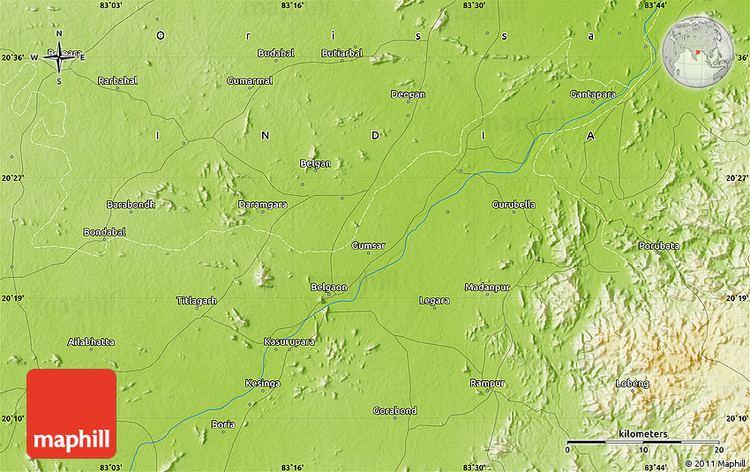 Kesinga Beautiful Landscapes of Kesinga