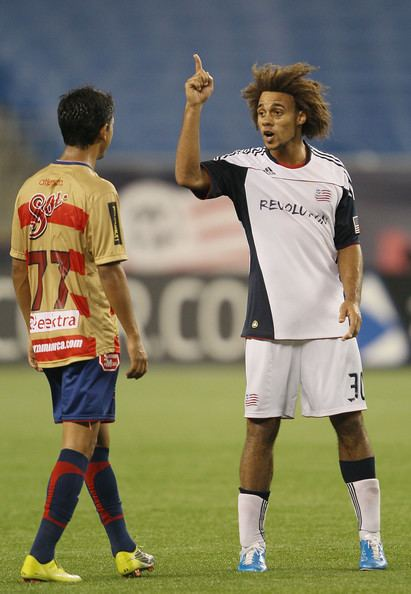 Kevin Alston Kevin Alston Pictures SUPERLIGA 2010 Final New England