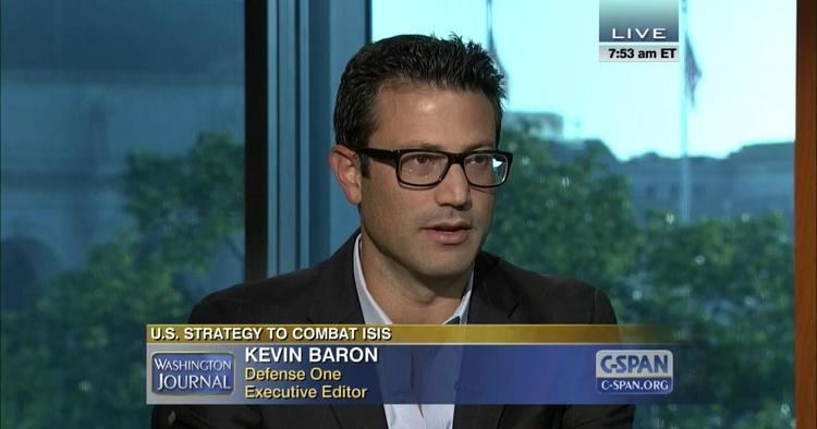 Kevin Baron (journalist) Washington Journal Kevin Baron US Military Strikes Iraq Syria C