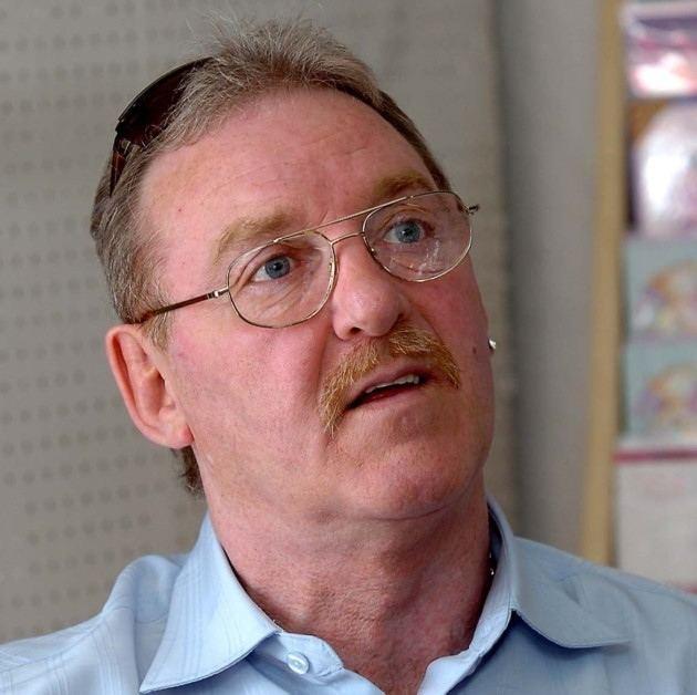 Kevin Beattie Ipswich Town legend Kevin Beattie admits Im a lucky guy as he