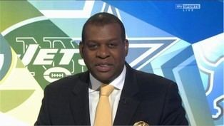 Kevin Cadle Sky Sports NFL Presenters TV Newsroom