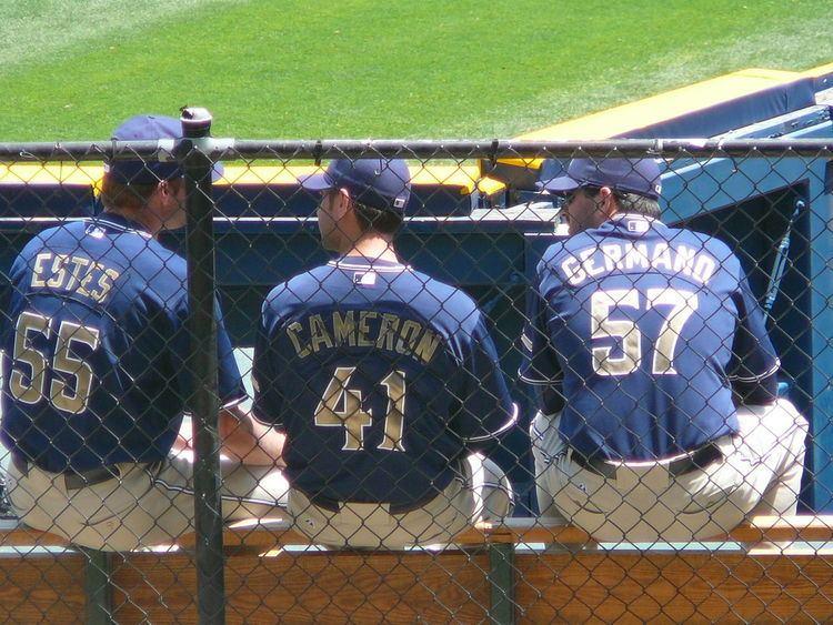 Kevin Cameron (baseball)