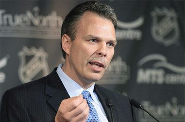 Kevin Cheveldayoff Kevin Cheveldayoff must change this teamand start with