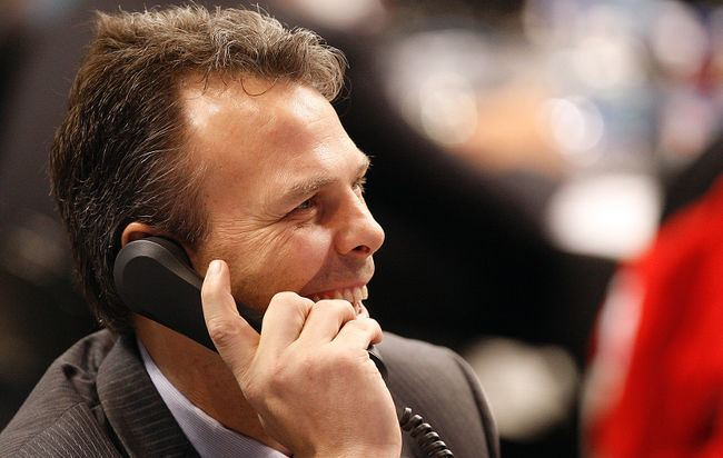 Kevin Cheveldayoff Jets GM Kevin Cheveldayoff can tap dance with the best of