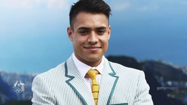 Kevin Chávez Meet Kevin Chavez Aussie diver ready to take on the world AUS