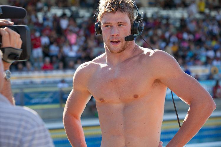 Kevin Cordes Kevin Cordes after winning 200 breaststroke2 Flickr