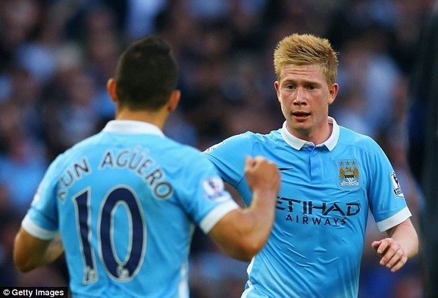 Kevin De Bruyne Kevin De Bruyne is known in Belgium as The Ginger Pele and his