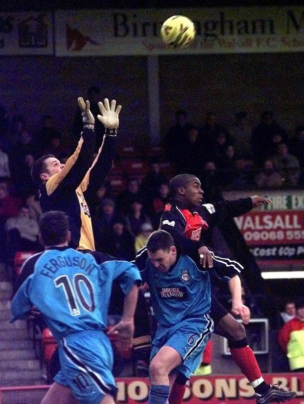 Kevin Dearden My first Wrexham FC game The day Dragons fans chanted
