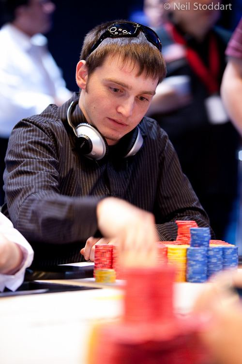 Kevin Eyster Kevin Eyster HEY356 United States The Official Global Poker