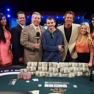 Kevin Eyster Kevin Eyster Wins 2015 WPT Bellagio Five Diamond for 158M