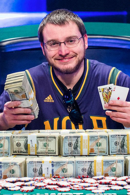 Kevin Eyster This Weeks Big Winner Kevin Eyster Earns Second World Poker Tour
