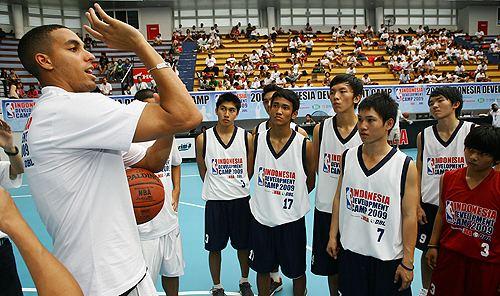 Kevin Martin (basketball) Photos Kevin Martin in Indonesia Sactown Royalty
