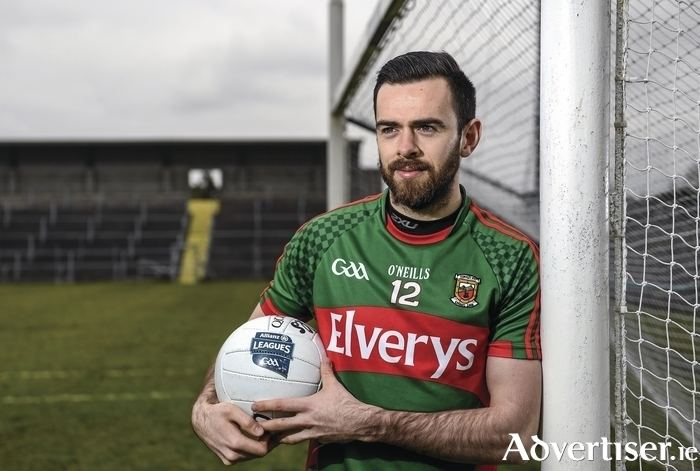 Kevin McLoughlin Advertiserie Mayo entering must win territory this Sunday