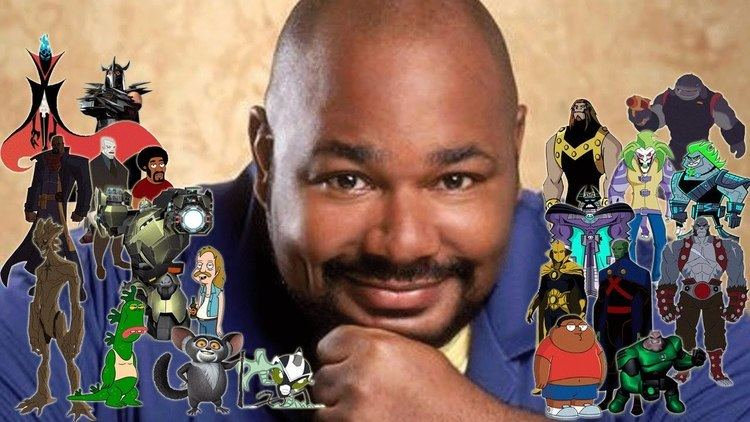 Kevin Michael Richardson The Many Voices of quotKevin Michael Richardsonquot In Animation