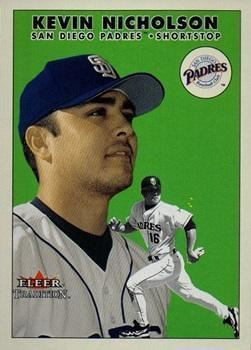 Kevin Nicholson (baseball) Kevin Nicholson Gallery The Trading Card Database