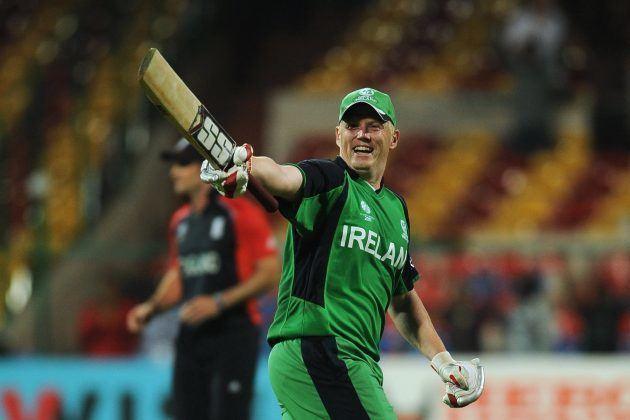Kevin O'Brien (cricketer) Ireland Quietly Confident Kevin O39Brien Cricket World Cup News