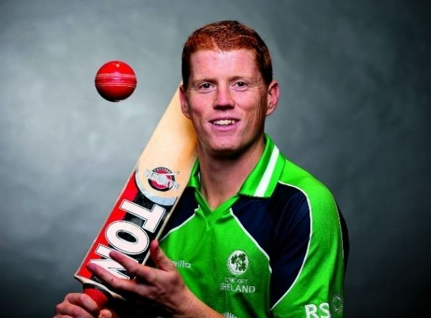 Kevin O'Brien (cricketer) Kevin O39Brien takes prestigious ICC Award Cricket Ireland