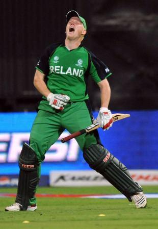 Kevin O'Brien (cricketer) England v Ireland Kevin O39Brien blazes Ireland to glory England v