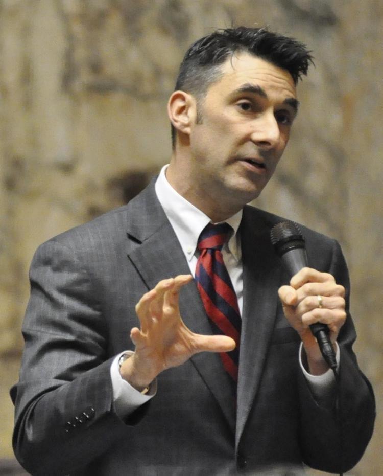 Kevin Parker (Washington politician) Kevin Parker (Washington politician)