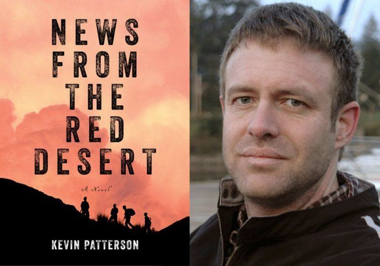 Kevin Patterson (writer) Author Kevin Patterson on relearning the lessons of war in
